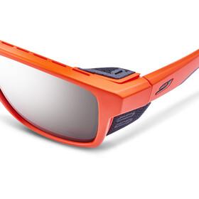 Julbo Shield M Spectron 4 Sunglasses, czerwony/czarny